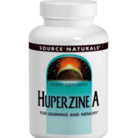 Close up of Huperzine Tablets