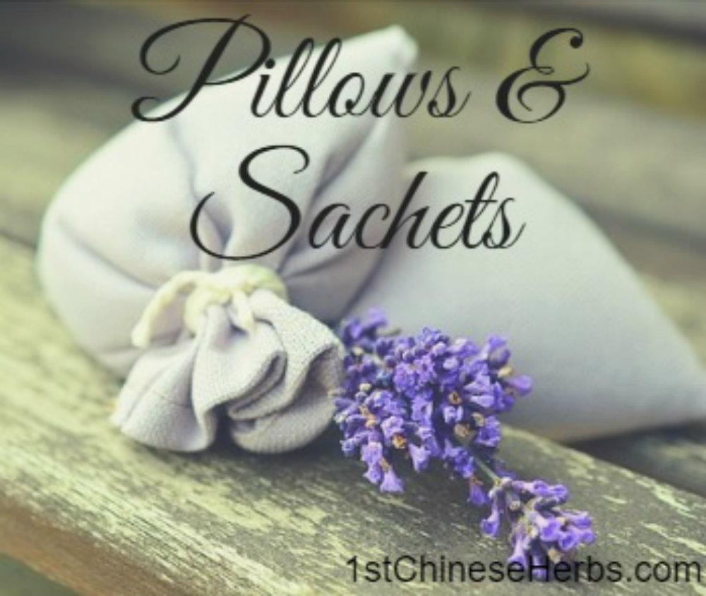 Pillows & Sachets by 1stChineseHerbs