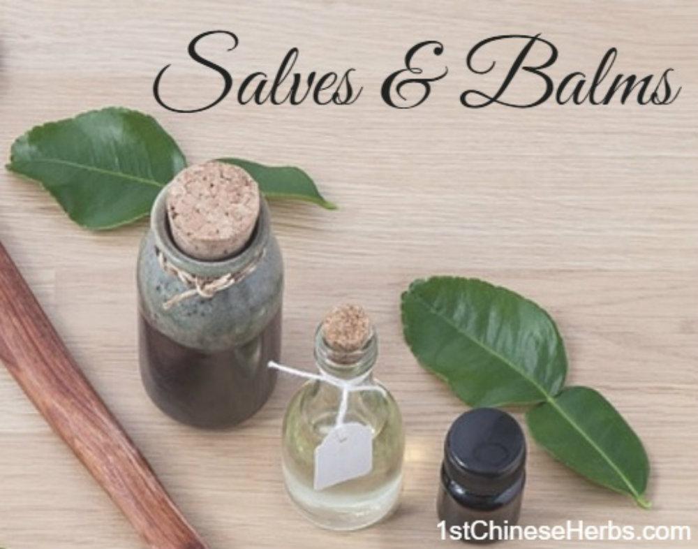 Salves & Balms by 1stChineseHerbs